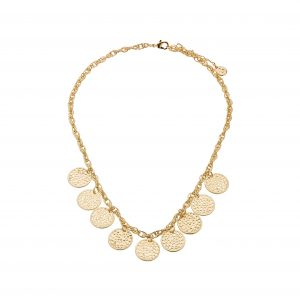 Venetian Coin Necklace