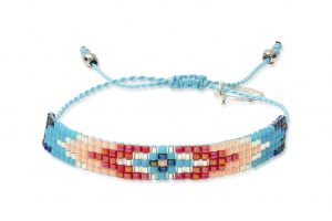 Boho Betty Beaded Friendship Bracelet Multi